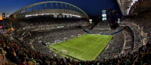 The Sounders have the biggest draws in the MLS and rival those of European clubs. Image credit Sounders FC